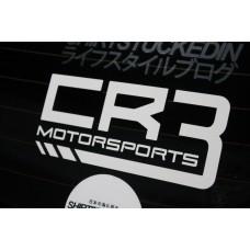 CR3 Motorsports Vinyl