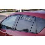 Strafe-Design Gen 2 Mazdaspeed 3 Rear Window Vents