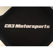 CR3 Long Style Vinyl Print