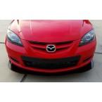 Strafe Design Gen 1 Mazdaspeed 3 Front Splitter