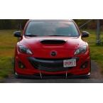 Strafe Design Gen 2 Mazdaspeed 3 Front Splitter