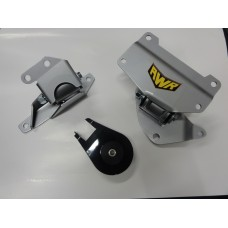AWR 2007 - 2013 MAZDASPEED 3 engine mount kit